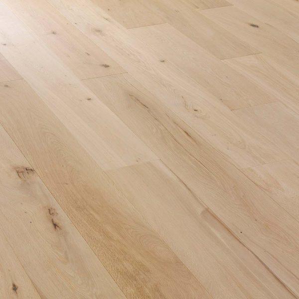 140mm Wide European Solid Oak Flooring Unfinished Rustic Real Wood Flooring Watford
