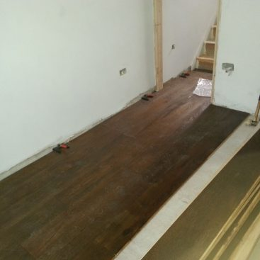 Engineered Oak Fitting