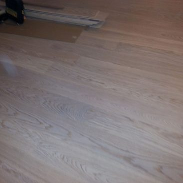 Installation of Engineered Wood