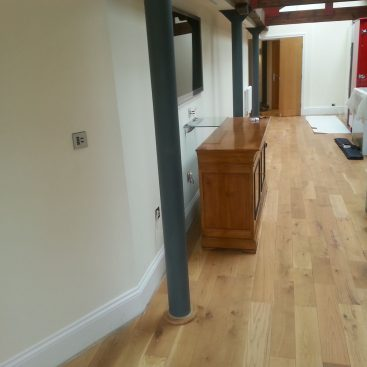 Solid Oak Boards