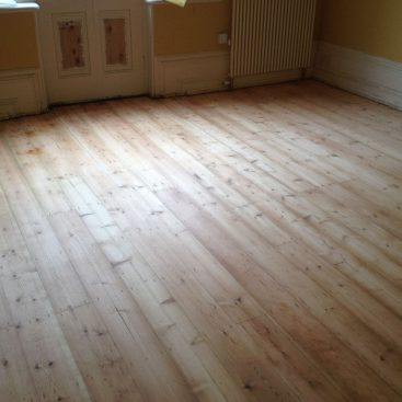 Floorboards Sanding